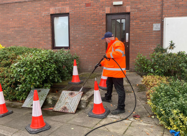 blocked drain cleared south dublin